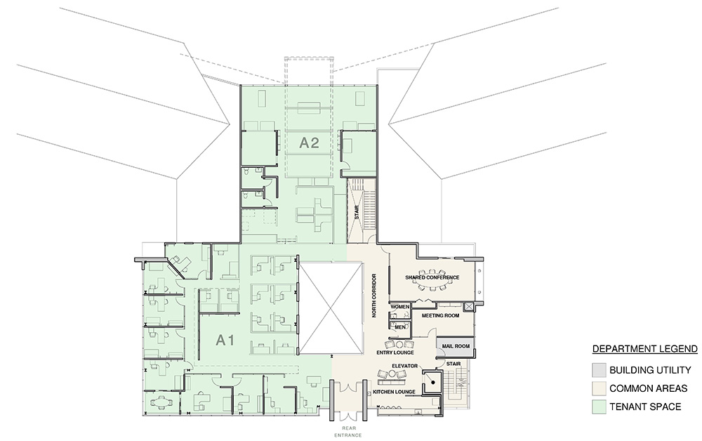 second floor floorplan